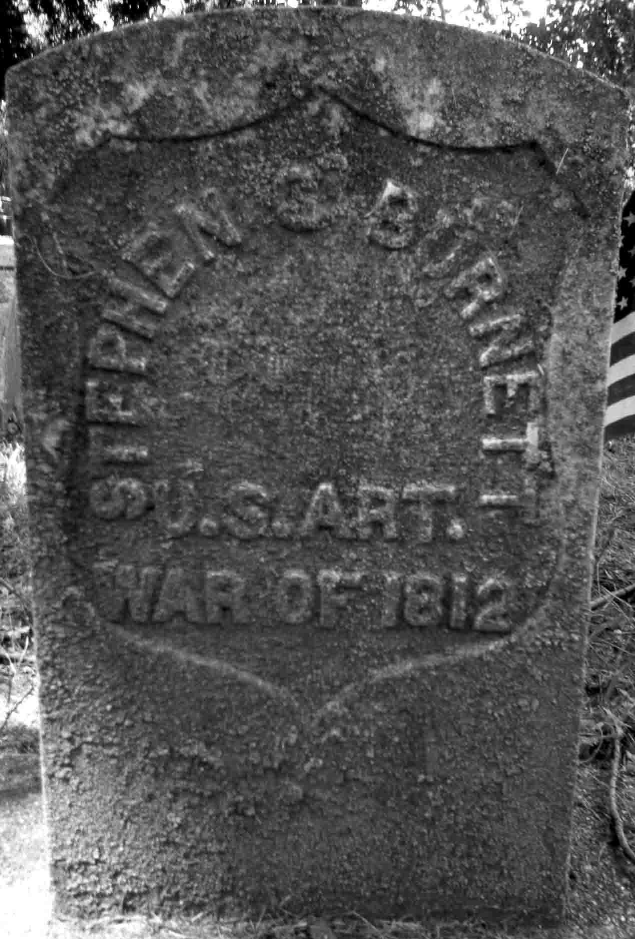 Burnett genealogy connections morris county kansas vigo county grover burnetts tombstone in woodlawn cemetery in terre haute aiddatafo Gallery